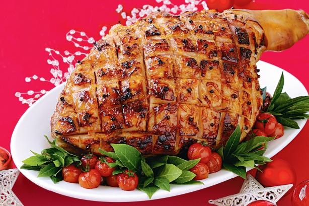 Baked Christmas Ham Recipes — Dishmaps